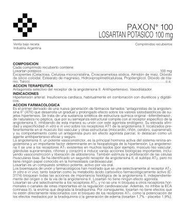 paxon 100 prosp. 2/06 - Gador SA