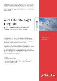 Aura Ultimate Flight Long Life - Aura Light
