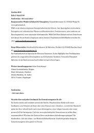 Giardina 2012 Halle 2 Stand H 10 Sonderschau «Zeit zum Leben ...