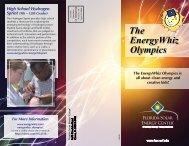 The EnergyWhiz Olympics - Florida Solar Energy Center - University ...