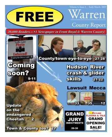 Coming soon? - Warren County Report Newspaper