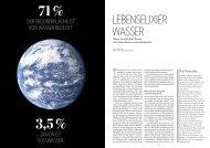 LebenseLixier Wasser - Hotellerie et Gastronomie Verlag