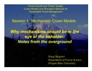 Why mechanisms should be in the eye of the beholder: Notes from ...