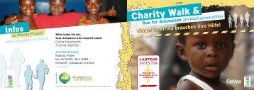 Charity Walk &