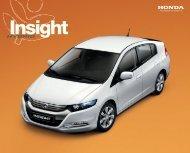 Insight - Honda