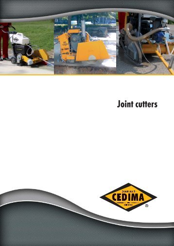 Joint cutters