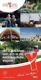 Broschüre zum Download - Stadt Freyung