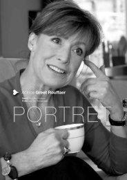 Lees mijn interview met Greet Rouffaer in pdf-formaat - Frederika ...