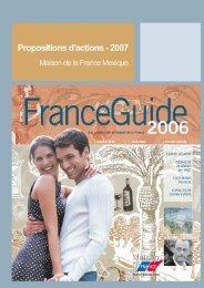 edition - Maison de la France