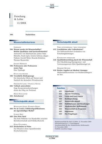 Pro U0026 Contra   Forschung U0026 Lehre