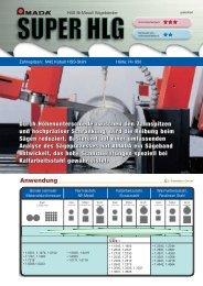 Datenblatt - AMADA Austria GmbH
