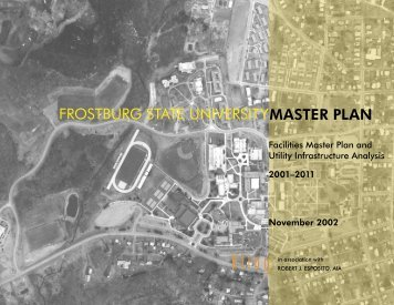 Facilities Master Plan - Frostburg State University