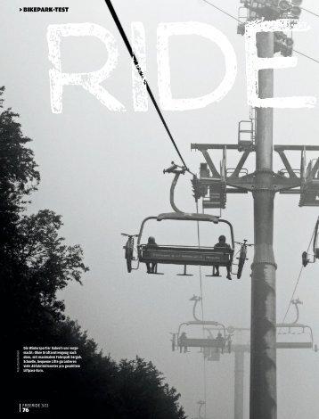 Bikepark-TesT - Freeride