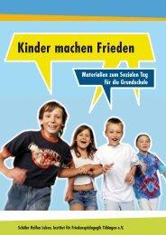 Kinder machen Frieden - Institut für Friedenspädagogik Tübingen