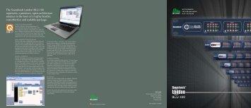 The Soundweb London BLU-100 represents a premium ... - BSS Audio