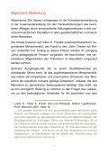 VIKTOR FRANKL ZENTRUM WIEN Lehrgangsheft - Seite 4
