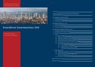 Konzernabschluss 2009 - Frankfurt am Main