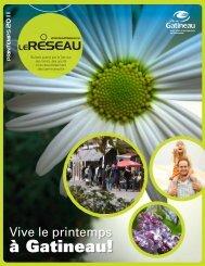 Printemps 2011 - Ville de Gatineau