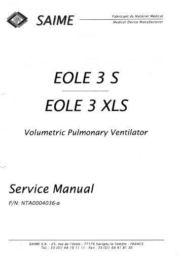 servo ventilator 300 300a service manual frank s hospital rh yumpu com Hospital Manual Binder Hospital Manual PDF