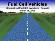 Fuel Cell Vehicles - Fuel Cells 2000