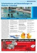 Urlaub in Geranien - Alsdorfer Stadtmagazin - Seite 5