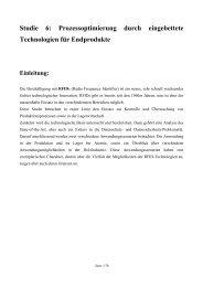 1. Abschnitt: Die technologische Basis: RFID 1.1 State-of-the-Art