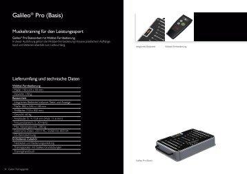 Produktblatt (pdf) - formedo