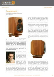 Testbericht Diapason ADAMANTES bei fairaudio ... - Friends of Audio