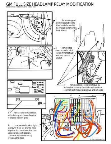 gm full size headlamp relay modification galls?quality\=80 galls traffic buster wiring diagram galls wiring diagrams galls traffic flasher wiring diagram at honlapkeszites.co