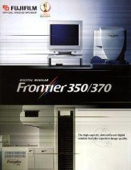 Digital Minilab Frontier 350/370