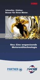 XTL - Fuchs Europe Schmierstoffe GmbH