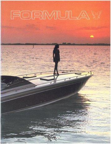 1983 Formula Brochure.pdf - Formula Boats