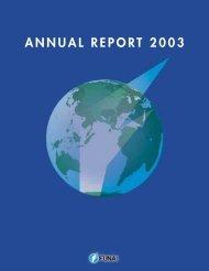 Annual Report 2003 [PDF:408KB] - Funai