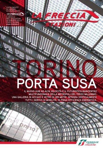 PORTA SUSA - Ferrovie dello Stato Italiane