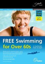 FREE Swimming - Fusion Lifestyle