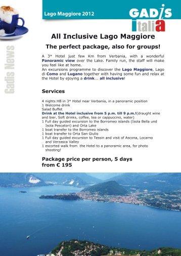 Inclusive Lago Maggiore