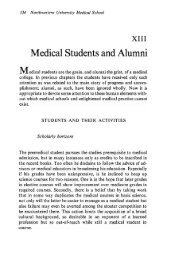 Medical Students and Alumni - Galter Health Sciences Library ...