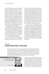Er geht seinen Gang – Erich Loest - Neue Gesellschaft Frankfurter ...