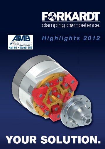 News AMB 2012 - Forkardt
