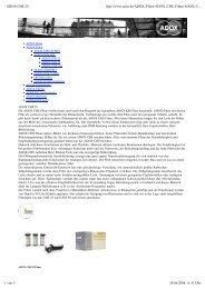 ADOX CHS 25 - Fotoimpex