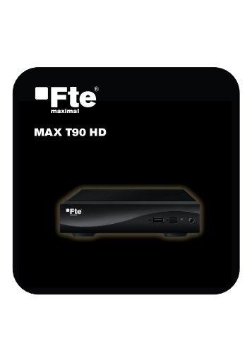 MAX T90 HD_ES_v1.0.indd - FTE Maximal