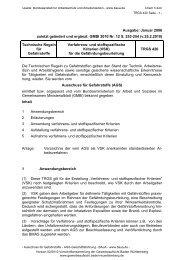 TRGS 420 - Gewerbeaufsicht - Baden-Württemberg