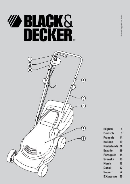 Europäisch - Service - Black & Decker