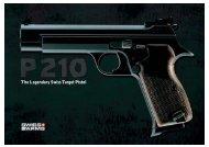 SIG P210 Brochure (2003).pdf - Forgotten Weapons