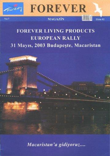 M FOREVER - Forever Living