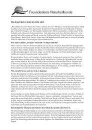 Pressemitteilung Vortrag Hyperaktive Kinder - Freundeskreis ...