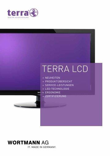 TERRA Displays