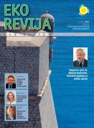 Eko revija broj 2 - Fond za zaštitu okoliša i energetsku učinkovitost
