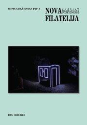 Številka 2, letnik 2013 - Filatelistična zveza Slovenije