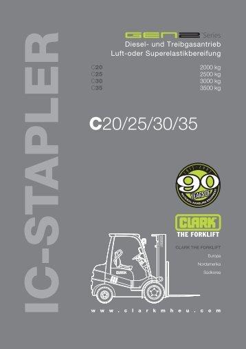 Datenblatt - Forklift
